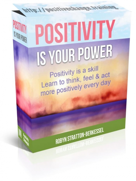 Positivity Is Your Power