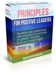 Principles for Positive Leaders Box Image